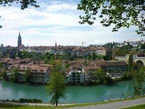 ユネスコ世界遺産Bern(ベルン)の旧市街
