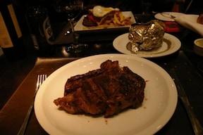絶品アルゼンチンビーフを堪能『Casimiro Bigua』