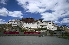 ポタラ宮:チベット仏教のシンボル