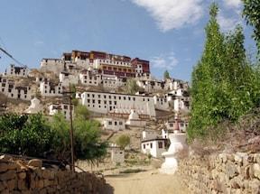 中央都市『レー』はインドの小チベット