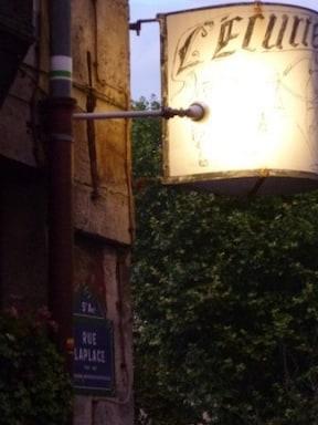 パリらしい雰囲気も食事のスパイス『レクリエ』