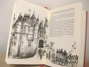 ドイツの本屋さんで見つけた『グリム童話集』