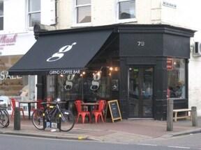 コーヒーが主役!ロンドンの注目カフェ『グラインド』