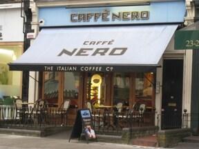 美味しいコーヒーが飲めるチェーン店『カフェ・ネロ』