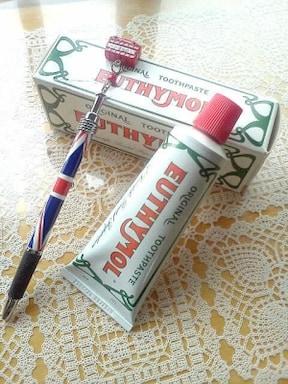 『Euthymol』のおしゃれな歯みがき粉