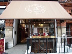 イギリス最高峰の珈琲専門店『H. R. ヒギンズ』