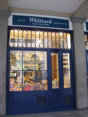 ロンドン発のデザインが素敵な『ウィッタードの紅茶』