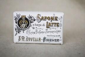 フィレンツェの世界最古の薬局が作る『ミルクソープ』