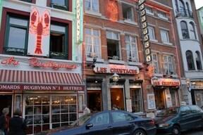 オマール海老レストラン『Les Crustaces』