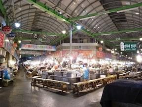 ソウルの台所『広蔵市場(クァンジャンシジャン)』