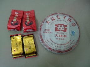 本場のお茶をお土産に!中国の烏龍茶・紅茶・プーアル