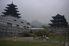 朝鮮時代の王の政務の場『景福宮』