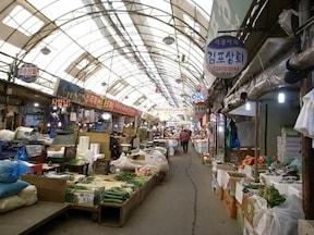 超穴場!韓国客の来ない『永登浦市場』