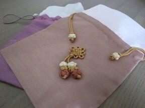 色使いがかわいい韓国の伝統小物『ポジャギ』
