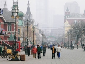 中国からロシアへタイムスリップ!『旧ロシア人街』