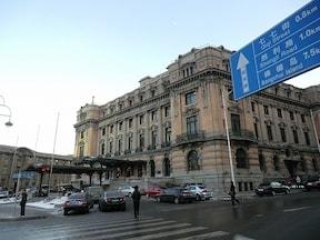 日本統治時代の最高級ホテル、大連賓館
