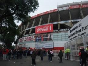 メッシとマラドーナの故郷へ スタジアム訪問ツアー