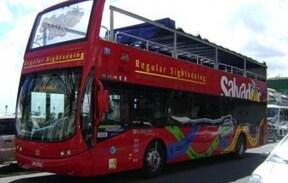 ブラジル サルバドール定期観光バス