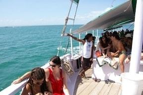 ブラジル ボートツアー