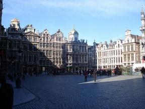 眼福&口福の小パリ『ブリュッセル』