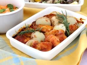 耐熱皿に入れて置くだけ!食べる前に焼く簡単料理レシピ