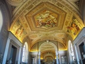 世界有数の美術館 ヴァチカン美術館