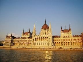 ブダペスト国会議事堂ツアー