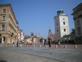 ポーランド・ワルシャワ市内ツアー