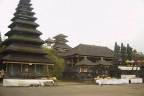 バリ島で最大!心ゆくまで『ブサキ寺院』満喫ツアー