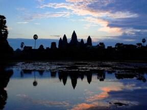 カンボジア・シェムリアップ 遺跡めぐりツアー
