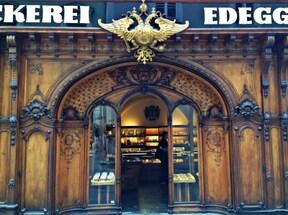 オーストリア王家御用達の老舗ベーカリー「エーデッガー・タックス」