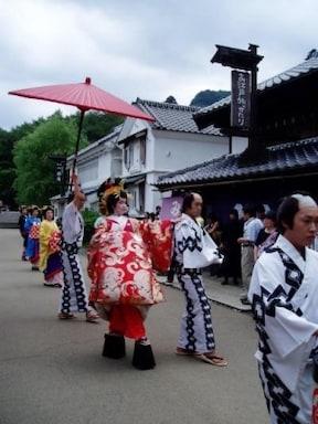 子供限定プログラム!日光江戸村で江戸時代の職業体験