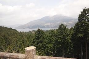 標高1030m!芦ノ湖スカイラインの絶景『三国峠』