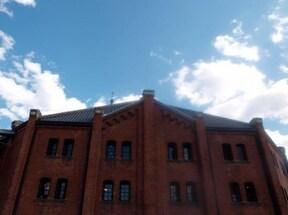 どこを見てもおしゃれスポット「横浜赤レンガ倉庫」