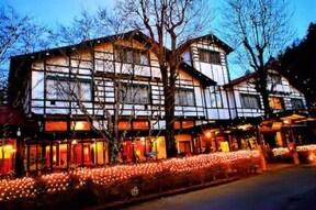 軽井沢を満喫するなら、憧れの万平ホテルで!