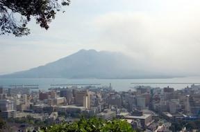 『城山展望台』へ鹿児島の絶景を見にドライブを!