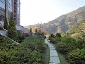 贅沢な景色を味わえるホテル『エクシブ箱根離宮』