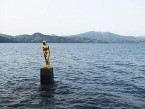 美しい自然に出会える田沢湖畔のドライブがおすすめ
