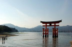 宮島から岩国へ、四季折々の風情を楽しむ感動ドライブ