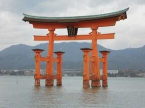 広島~宮島~岩国へ、広島湾沿いをベイサイドドライブ