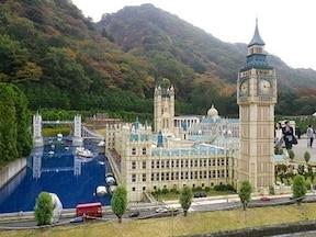 東武ワールドスクウェアで世界一周の旅を一日で!