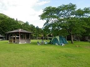 銀山平キャンプ場(栃木県)