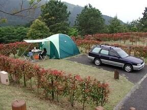 ビハ公園キャンプ場(熊本県)