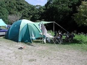 楠本川渓流自然公園(鹿児島県)