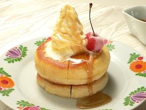 30日目:シロノワール風パンケーキ(10分)