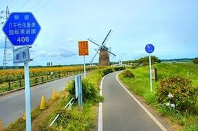 約50kmの長距離コース!「印旛沼サイクリングコース」