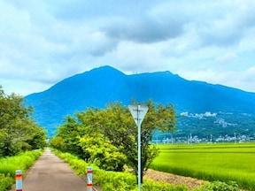 筑波山を仰ぎ見る!「つくばりんりんロード」