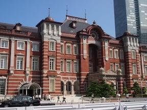 東京駅駅舎はやはり素晴らしい!