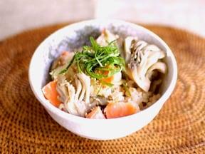 きのこは舞茸がおすすめ! 絶品炊き込みご飯レシピ