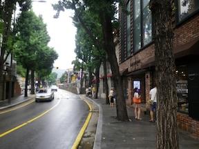 韓国の流行はココから始まる!『街路樹通り』